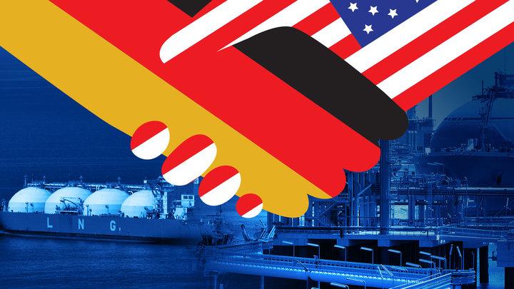 Шантаж по-американски: Германия согласилась закупать газ у США