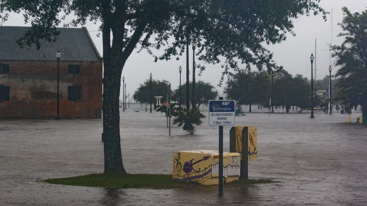 Ураган «Флоренс» погубил 31 человека