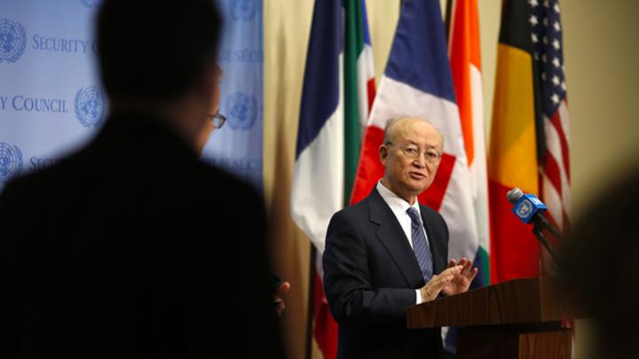 Юкия Амано мёртв. Захватит ли Запад контроль над МАГАТЭ?