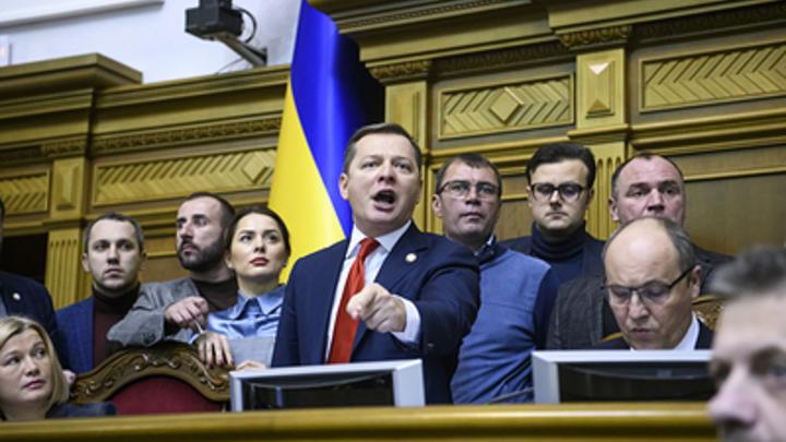 Кандидат в президенты Украины Ляшко пообещал вернуть смертную казнь