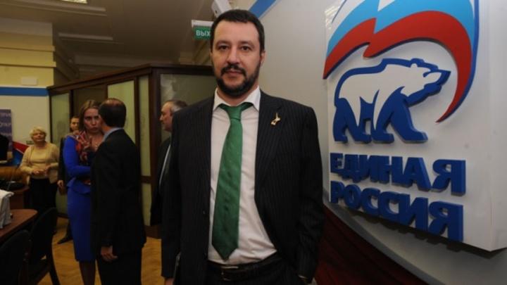 Новый глава МВД Италии Сальвини призвал сократить приток беженцев в страну