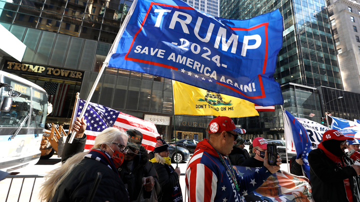 Это будет 6 августа. Трамп возглавит военный переворот?