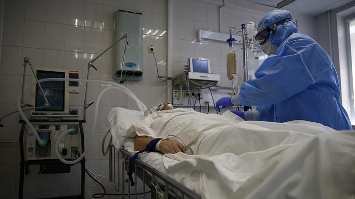 Коронавирус в Краснодарском крае на 30 июля: более 2950 человек лежат в ковидных госпиталях