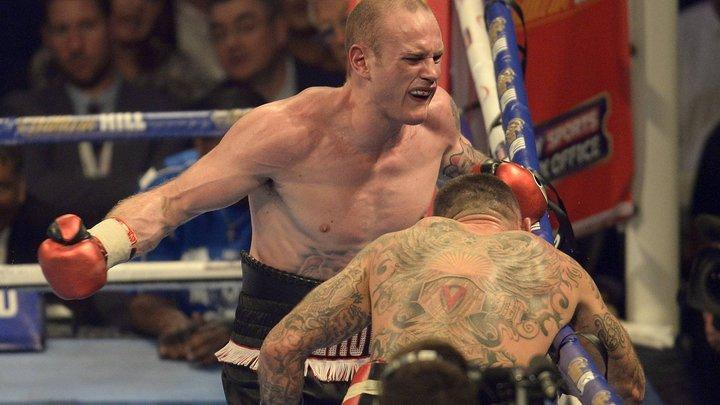 Гроувс сгрызает Юбенка, а в боксе появляется эквивалент UFC