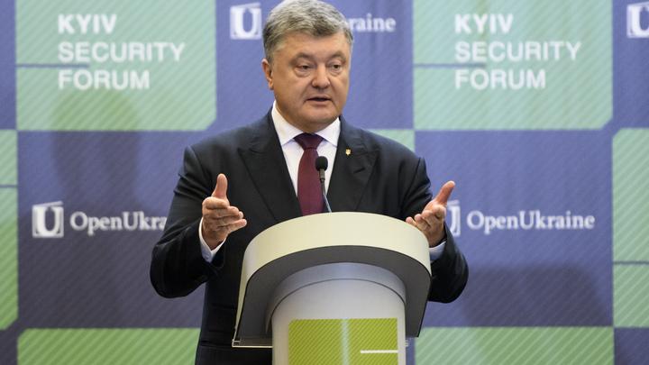 Порошенко предложил депутатам молиться, чтобы погромов в Церквях стало больше