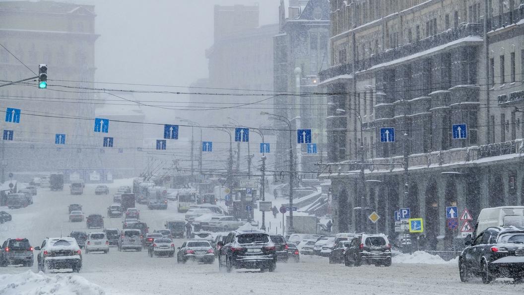 В РФ появится беспилотный автомобиль для зимних условий