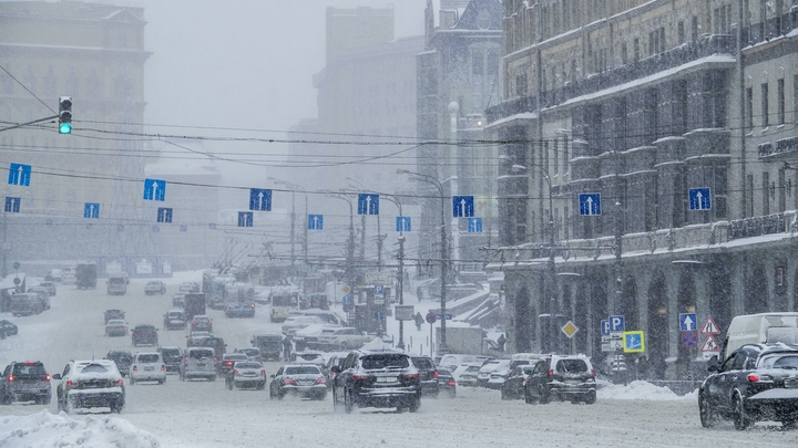 Для русской зимы: В России создадут беспилотный автомобиль для заснеженных дорог