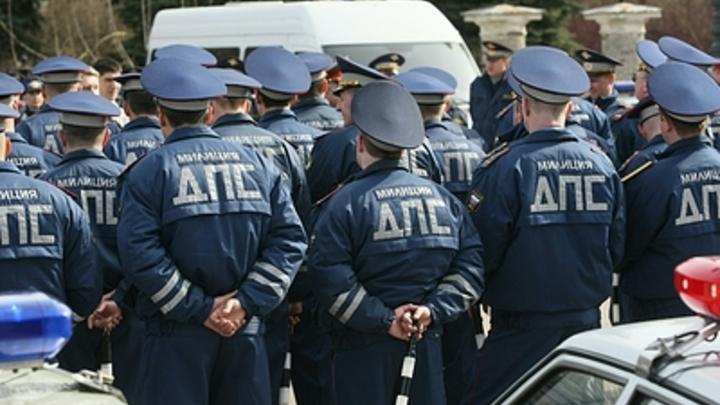 Полиция в Челябинске разогнала нелегальные автогонки