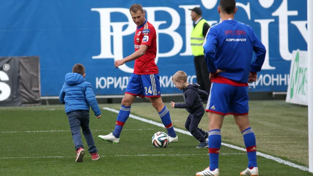 Гендиректор ЦСКА поведал ожелании 3-х игроков клуба закончить карьеру