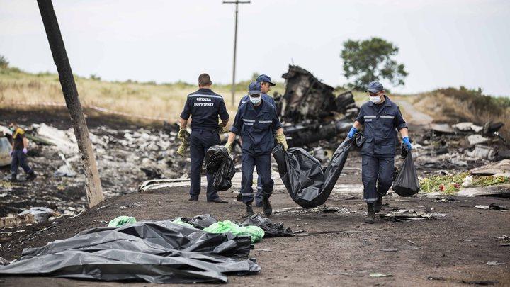 Крушение MH17. Австралия добавила фактов версии удара с воздуха, рассказав об украинских истребителях