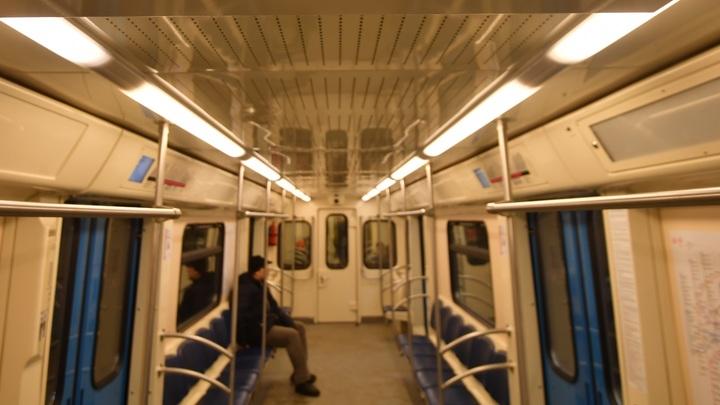 Три станции фиолетовой ветки метро Москвы закроют на неделю
