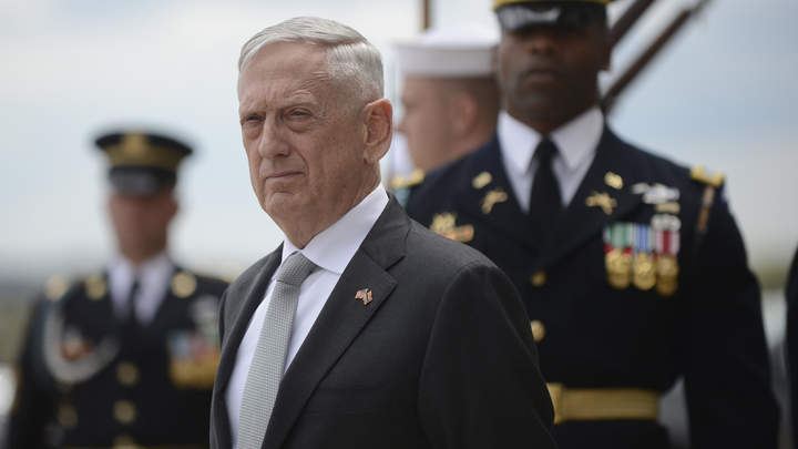 Глава Пентагона: Санкции против России подрывают национальную безопасность США