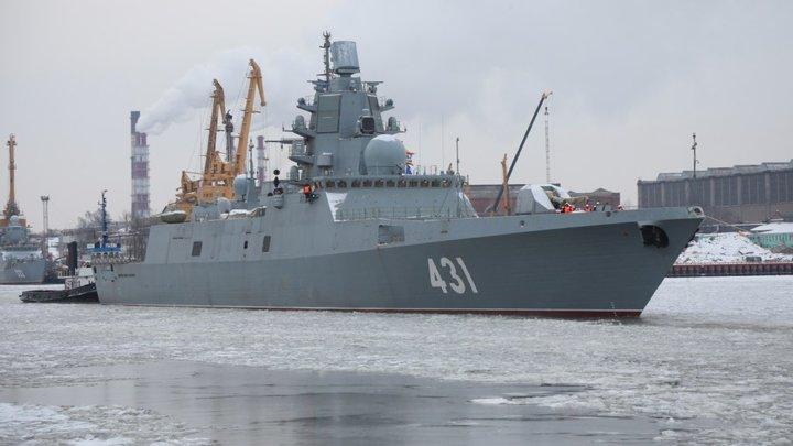 Новое оружие ВМС России вызывает рвоту у противника - австралийские СМИ