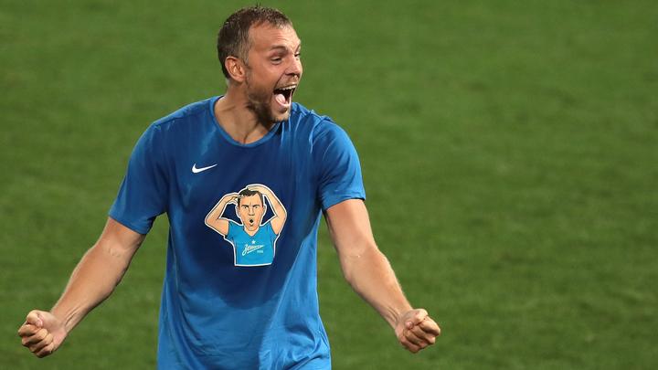 Будет капитаном: Черчесов согласился вернуть опозорившегося Дзюбу в сборную