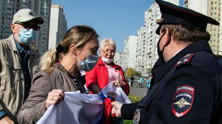 Обманутые дольщики микрорайона Новомарусино в Новосибирске начали голодовку