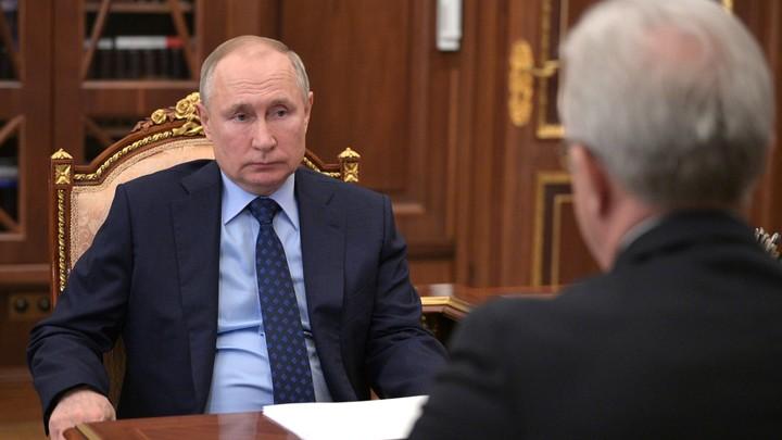 Путин возмутился слабой поддержкой русского языка в СНГ