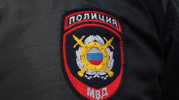 Появилось видео с попыткой побега доставленного в суд обвиняемого в Новосибирске