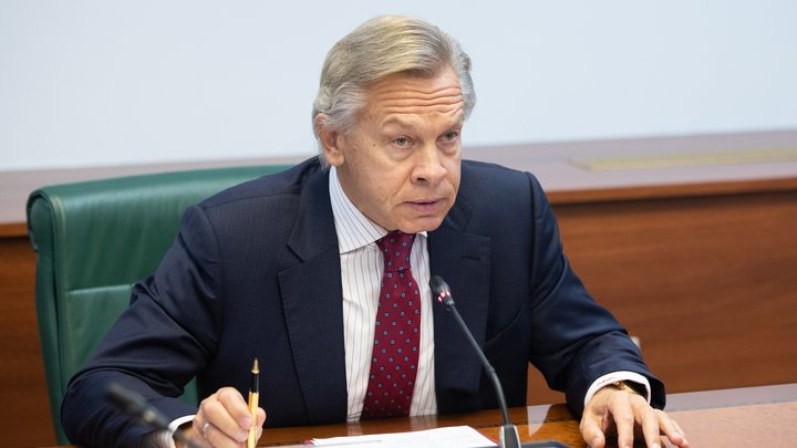Заявление Макрона по РСМД подтвердило, что мозг НАТО не работает - Пушков