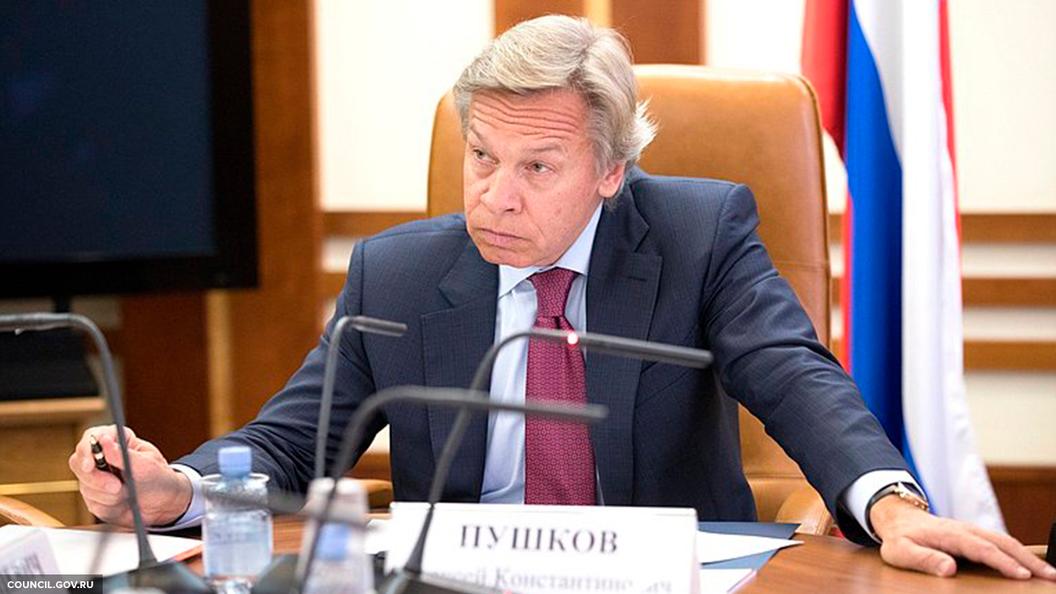 Пушков о дипломатии Великобритании: Быть против России - слишком примитивная линия