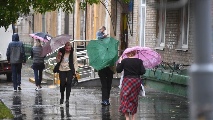 В Москве создадут новую систему штормового предупреждения