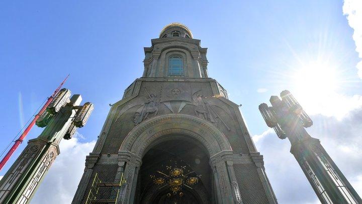 Открытие Главного храма ВС России состоится в июне. Источник назвал дату торжества