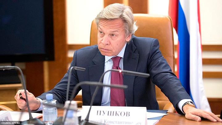 Не прорыв, но переход к диалогу: Пушков оценил визит Тиллерсона в Москву