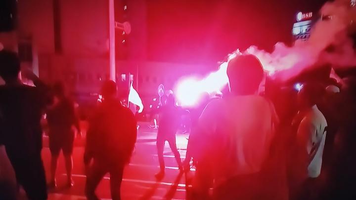 Эта схема работает: Скабеева похвалила белорусских силовиков за жёсткий разгон протестующих