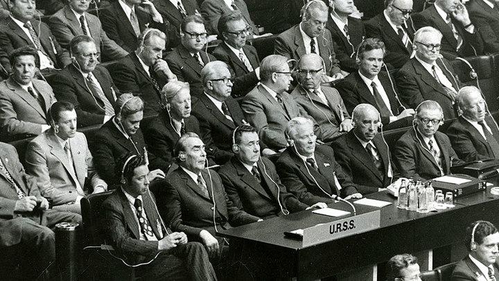 Как Хельсинский акт стал эпитафией СССР