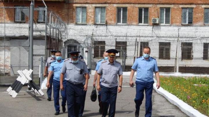 В кузбасской колонии нашли нарушения при содержании осужденных