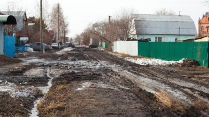 В ДНТ «Морские просторы» под Новосибирском затопило жилые дома и дачи