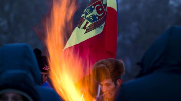 Молдавия хочет самоликвидироваться
