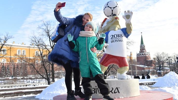 Хоть кому-то хорошо: Футбольные фанаты от Колумбии до Польши радуются ослаблению рубля