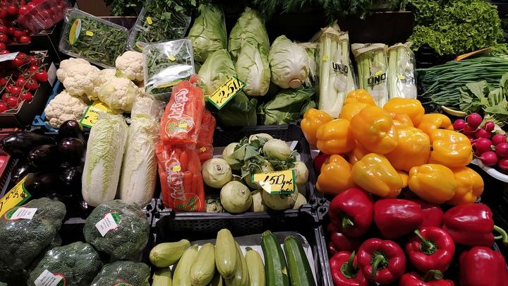 Жителям Подмосковья расскажут, куда обращаться с некачественными овощами