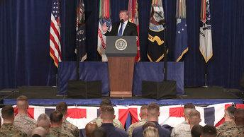 США взяли курс на победу в Афганистане