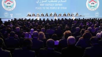 В Сочи родился Конституционный совет Сирии