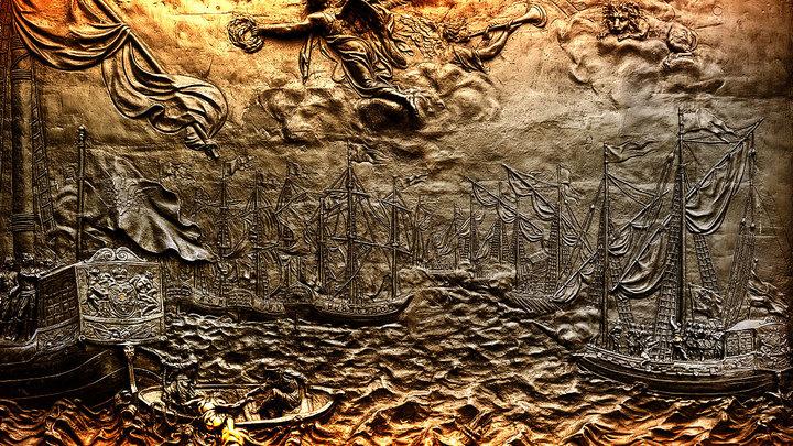 Один день в истории: Гангутское морское сражение