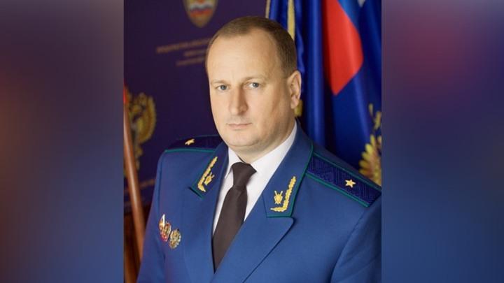 Владимир Путин выдвинул кандидата на должность нового прокурора Кузбасса
