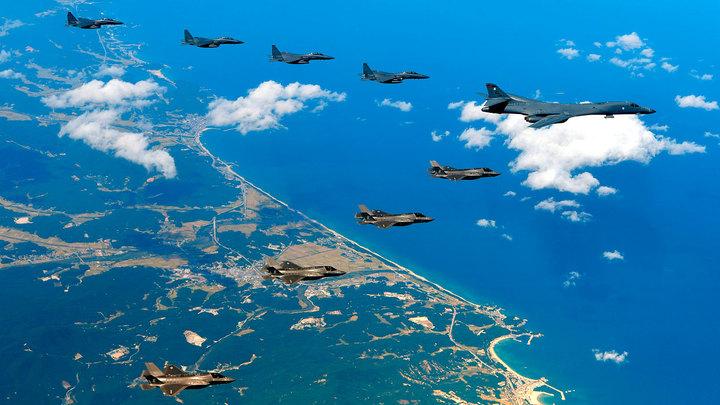 США в Корее сворачивают на войну