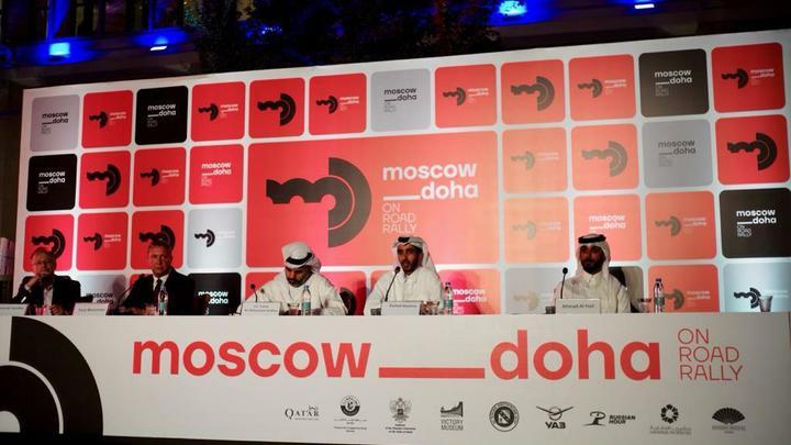 Автопробег Москва – Доха показал катарцам УАЗ Патриот и сделал одного из них почти русским