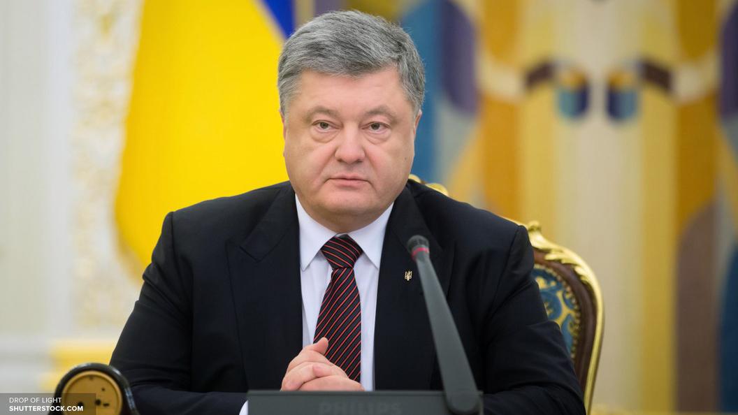Порошенко связал убийство Вороненкова с воровством украинских карателей под Харьковом