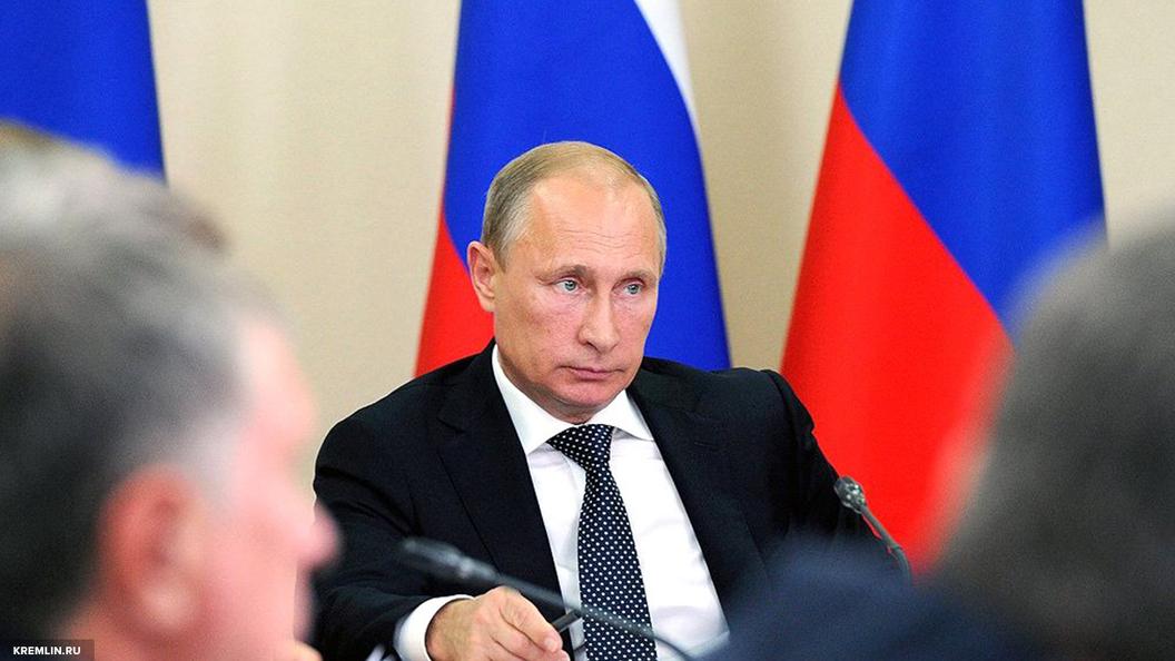Владимир Путин обсудил с членами Совета безопасности детали операции ВС РФ в Сирии
