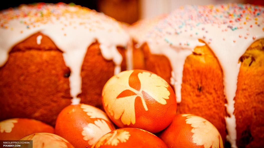 ВЦИОМ сообщил об увеличении в России числа намеревающихся праздновать Пасху