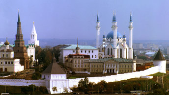 Татарстан празднует День республики под песню Надежда
