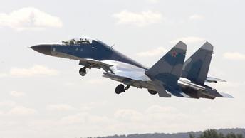 ВВС США рассказали о причинах перехвата российских Су-30 на Балтике