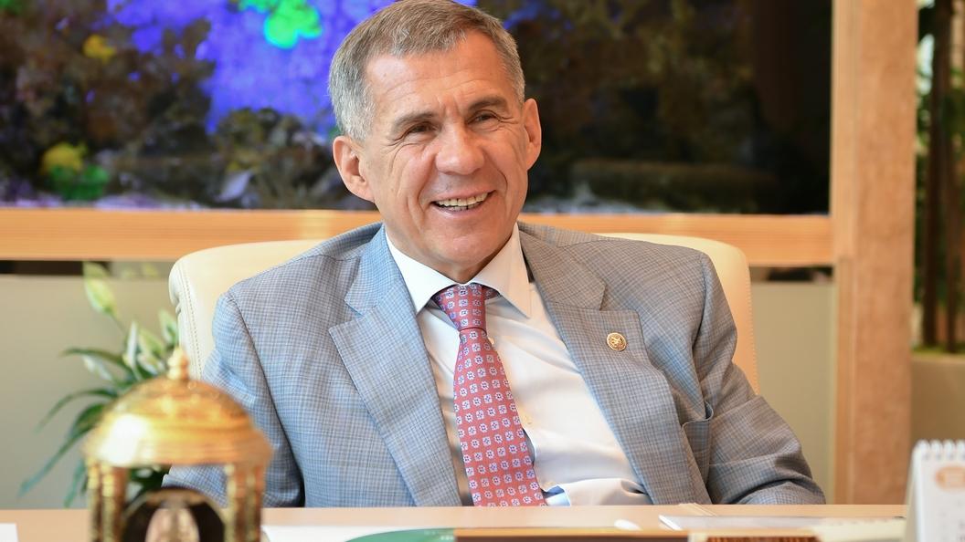СМИ выяснили, что будет с должностью президента Татарстана
