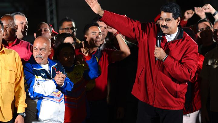Найди десять отличий: Избирательный бюллетень в Венесуэле усеяли портретами Мадуро