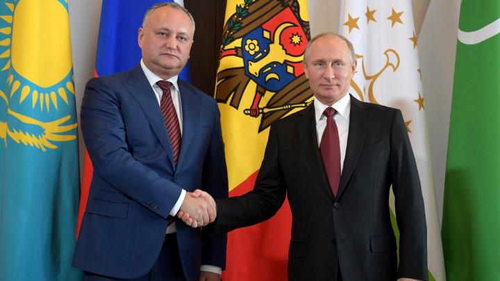 В надежде, что не все мосты сожжены: Додон обсудит с Путиным сотрудничество