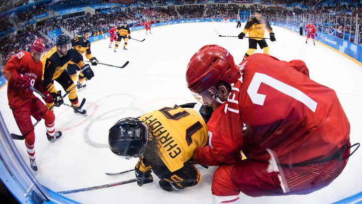 Наш лучший проигрыш в истории: Немецкие СМИ о финале хоккейного турнира на Олимпиаде-2018