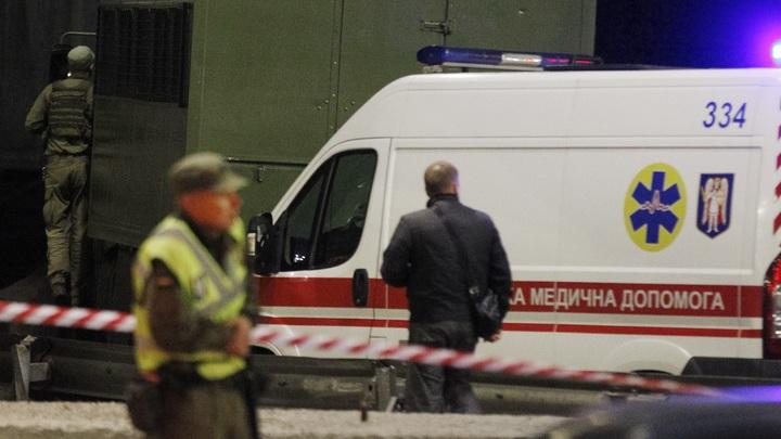 Атошники поигрались с гранатой: Два человека погибли при взрыве в Киеве, зацепило и прохожую