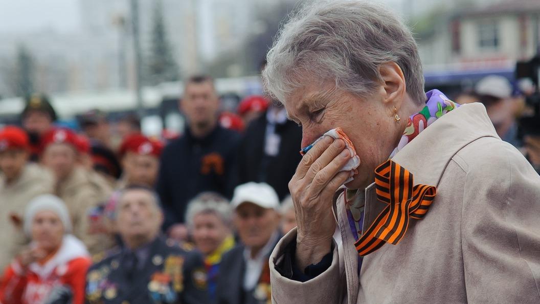 Поздравление бабушке на день победы